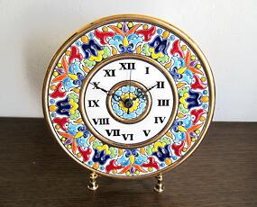 wood clock patterns
