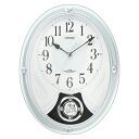 시민 추 시계 パルミューズリリィ (4MN507-003)