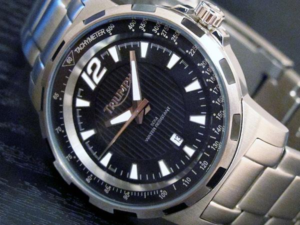 TRIUMPH トライアンフ 腕時計 メンズ 3052-11-1