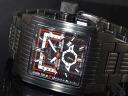 GALLUCCI Gallucci watch retrogradkrono WT23372CH-BKBK mens