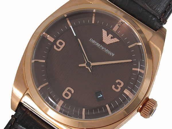 エンポリオ アルマーニ EMPORIO ARMANI 腕時計 メンズ AR0367-1
