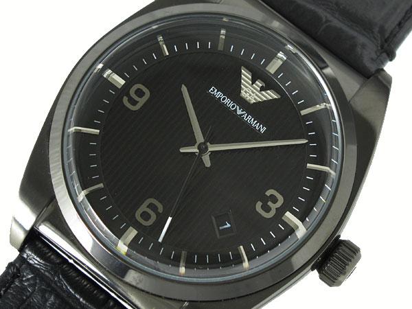 エンポリオ アルマーニ EMPORIO ARMANI 腕時計 メンズ AR0368-1