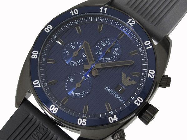 エンポリオ アルマーニ EMPORIO ARMANI クロノグラフ 腕時計 メンズ AR5930-1