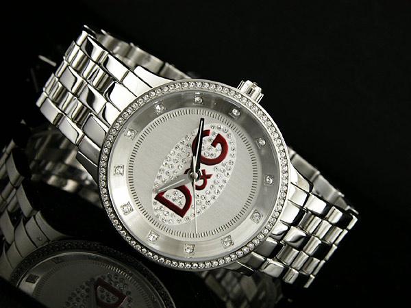 D&G ドルチェ&ガッバーナ 腕時計 プライムタイム DW0144-2