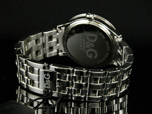 D&G ドルチェ&ガッバーナ 腕時計 プライムタイム DW0144-3
