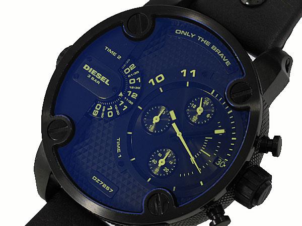 ディーゼル DIESEL デュアルタイム 腕時計 メンズ DZ7257-1