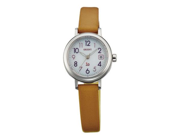 オリエント ORIENT iO イオ レディース 腕時計 ソーラー WI0051WG-1