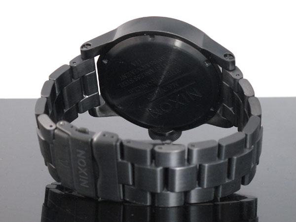 ニクソン NIXON クロニクルSS CHRONICLE SS 腕時計 A198-001-3