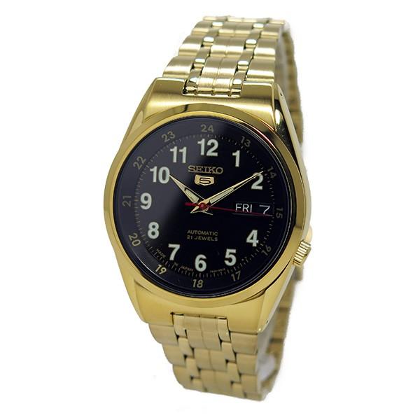 セイコー 5 SEIKO 自動巻き メンズ 腕時計 SNK596J1 ブラック-2