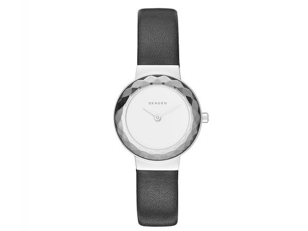 スカーゲン SKAGEN レオノーラ レディース 腕時計 SKW2428 レザーベルト-1