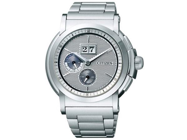 シチズン CITIZEN エコドライブ ビッグデイト メンズ 腕時計 CND72-0032-1
