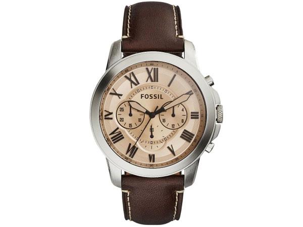 フォッシル FOSSIL 腕時計 グラント クロノグラフ FS5152 メンズ レザーベルト-1