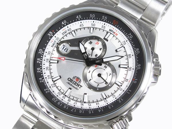 オリエント ORIENT 腕時計 自動巻き メンズ FET0M001W0-1