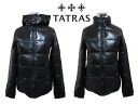 TATRAS タトラス CURSA Womens down jacket LTA13A4151 BLACK 04