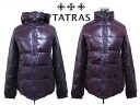 TATRAS Tatra's CURSA Lady's down jacket LTA13A4151 PURPLE 02