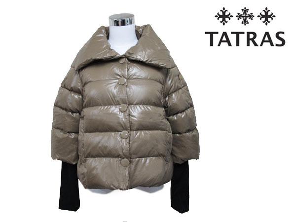 TATRAS タトラス TENUTA レディース ダウンジャケット LTA13A4282 MOCHA 04-1