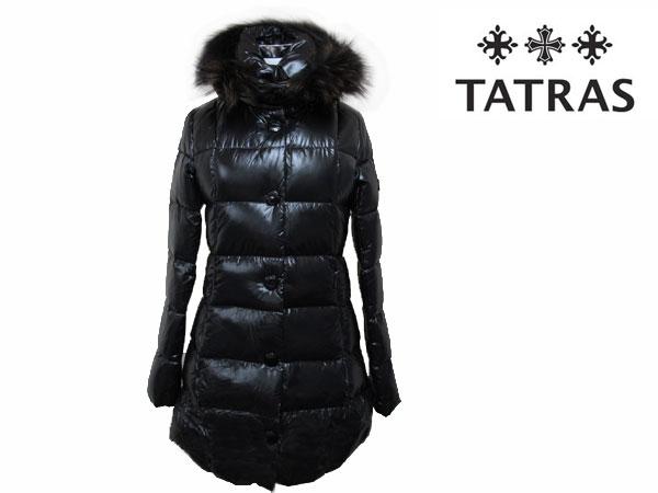 TATRAS タトラス UCCELLIERA レディース ダウンジャケット LTA13A4294 BLACK 05-1