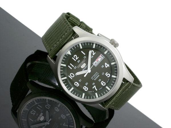 セイコー SEIKO セイコー5 スポーツ 5 SPORTS 自動巻き 腕時計 SNZG09J1-2