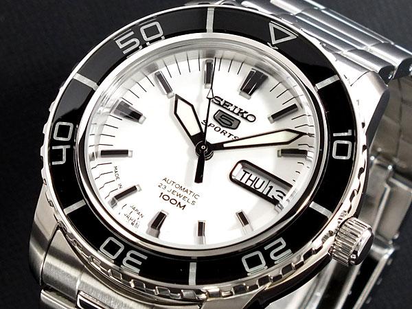 セイコー SEIKO セイコー5 スポーツ 5 SPORTS 自動巻き 腕時計 SNZH51J1-1