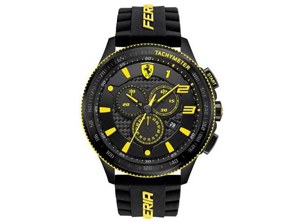 FERRARI スクーデリア フェラーリ XX 腕時計 メンズ 0830139 クロノグラフ-1