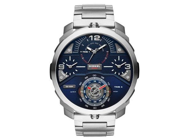 ディーゼル DIESEL MACHINUS メタル クオーツ メンズ 腕時計 DZ7361-1