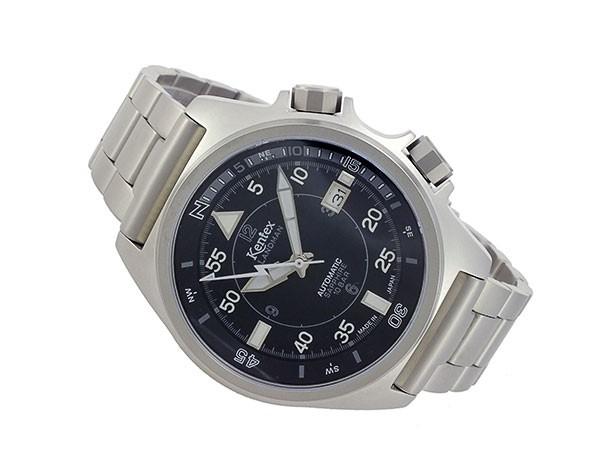 ケンテックス KENTEX ランドマン 自動巻き メンズ 腕時計 S678X-05-2