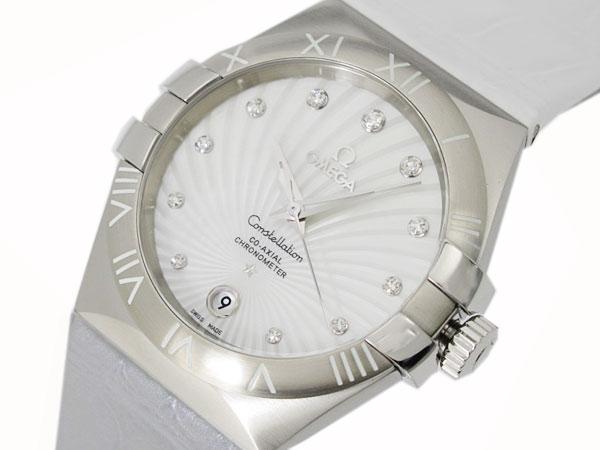 OMEGA オメガ コンステレーション 腕時計 メンズ 123.13.35.20.55.001-1