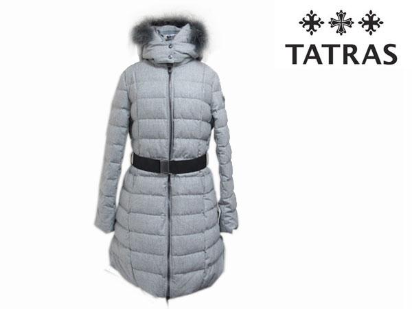 TATRAS タトラス VOLPAIA レディース ダウンジャケット LTA13A4305 L.GRAY 05-1