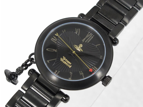 ヴィヴィアン ウエストウッド VIVIENNE WESTWOOD 腕時計 レディース VV006BK-1