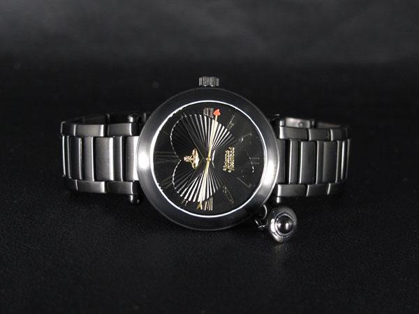 ヴィヴィアン ウエストウッド VIVIENNE WESTWOOD 腕時計 レディース VV006BK-2