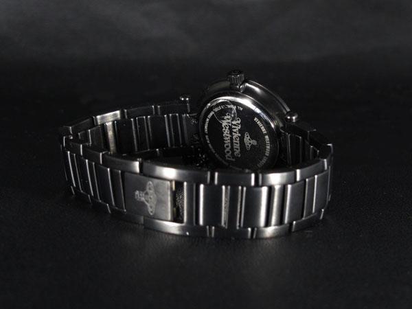 ヴィヴィアン ウエストウッド VIVIENNE WESTWOOD 腕時計 レディース VV006BK-3