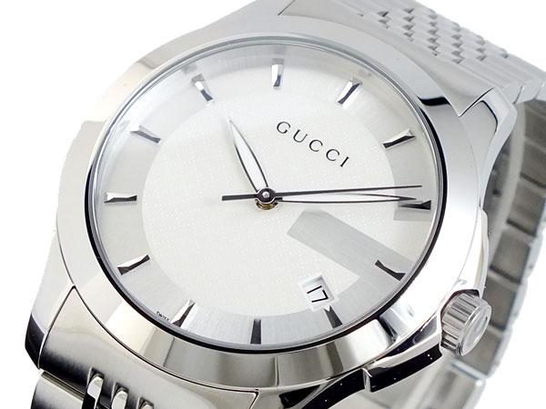 GUCCI グッチ Gタイムレス 腕時計 メンズ YA126401-1