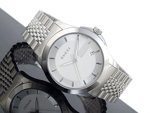 GUCCI グッチ Gタイムレス 腕時計 メンズ YA126401-2