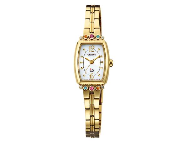 オリエント ORIENT iO イオ レディース 腕時計 ソーラー WI0391WD-1