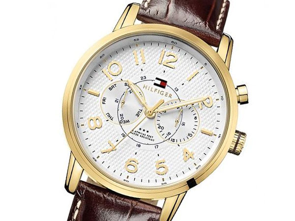 トミー ヒルフィガー TOMMY HILFIGER 腕時計 メンズ 1791082-1