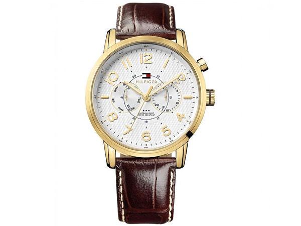 トミー ヒルフィガー TOMMY HILFIGER 腕時計 メンズ 1791082-2