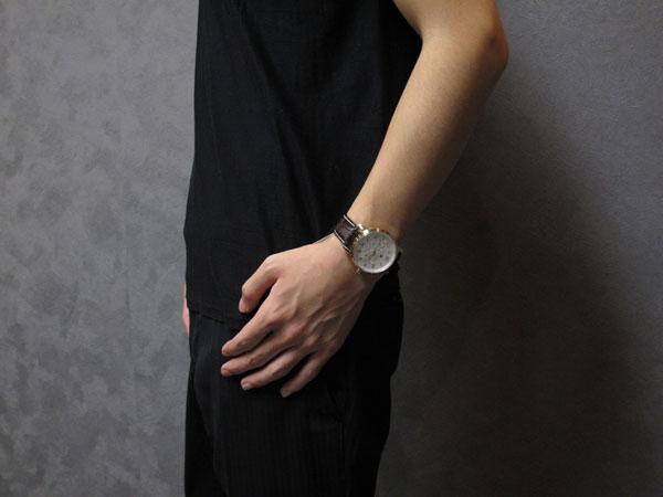 トミー ヒルフィガー TOMMY HILFIGER 腕時計 メンズ 1791082-3