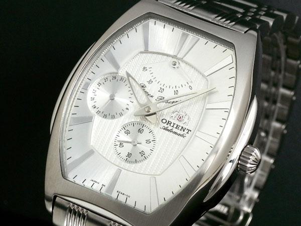 オリエント ORIENT パワーリザーブ 自動巻き 腕時計 CEZAB004W0-1