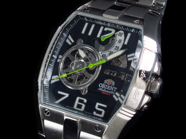 オリエント ORIENT 腕時計 自動巻き メンズ CFTAB002B0-1