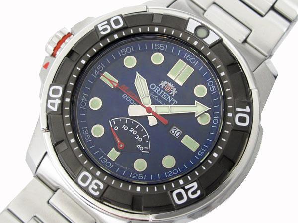 オリエント ORIENT M-FORCE 200m 腕時計 自動巻き メンズ SEL06001D-1