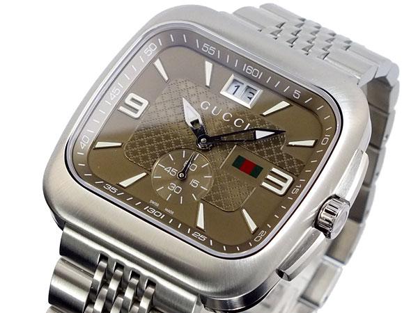 GUCCI グッチ グッチクーペ 腕時計 メンズ YA131301-1