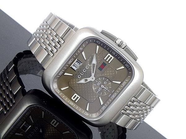 GUCCI グッチ グッチクーペ 腕時計 メンズ YA131301-2