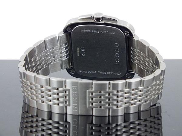 GUCCI グッチ グッチクーペ 腕時計 メンズ YA131301-3