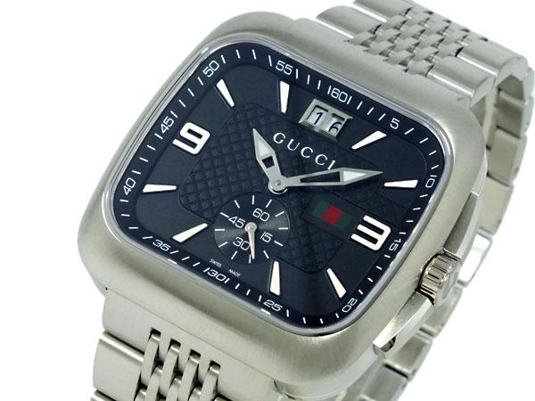 GUCCI グッチ グッチクーペ 腕時計 メンズ YA131305-1