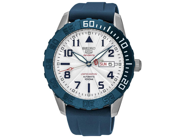 セイコー SEIKO 5 SPORTS 逆輸入 自動巻き 腕時計 SRP785K1 富士山限定モデル-1