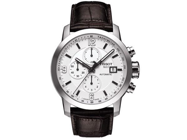ティソ TISSOT 腕時計 メンズ 自動巻き クロノグラフ T055.427.16.017.00-1