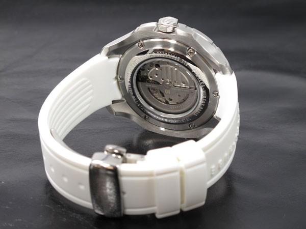 チャールズ ヒューバート 自動巻き メンズ 腕時計 X0242-030-3