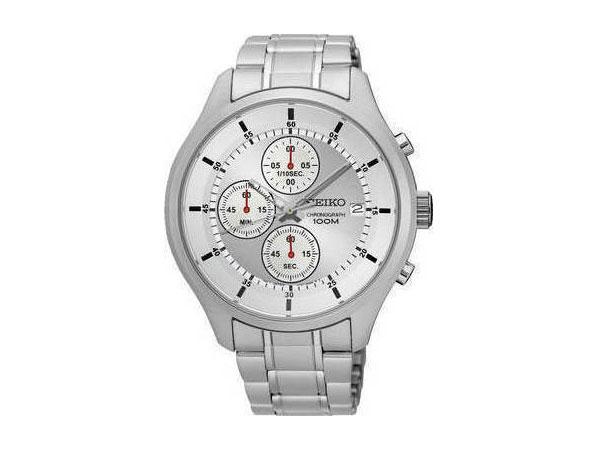 セイコー SEIKO 逆輸入 クロノグラフ メンズ 腕時計 SKS535P1 メタルベルト-1