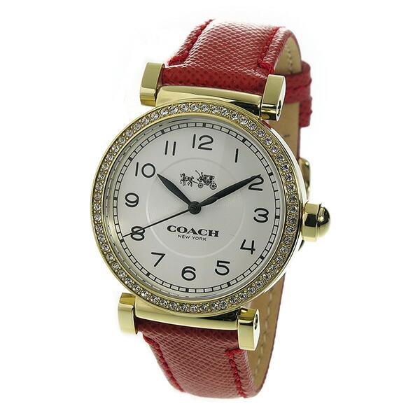 コーチ COACH レディース 腕時計 14502400 クオーツ-2