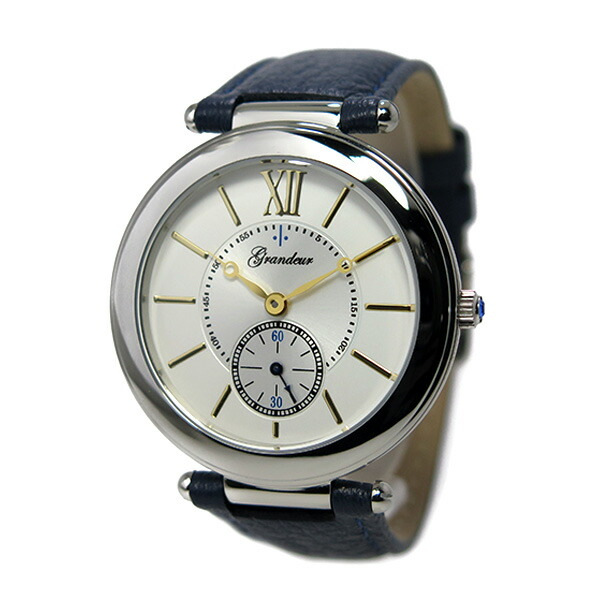 GRANDEUR グランドール 腕時計 メンズ GSX057W1 自動巻き-2
